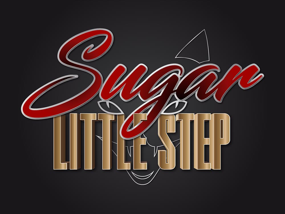 Sugar Little Step | Vector finished version